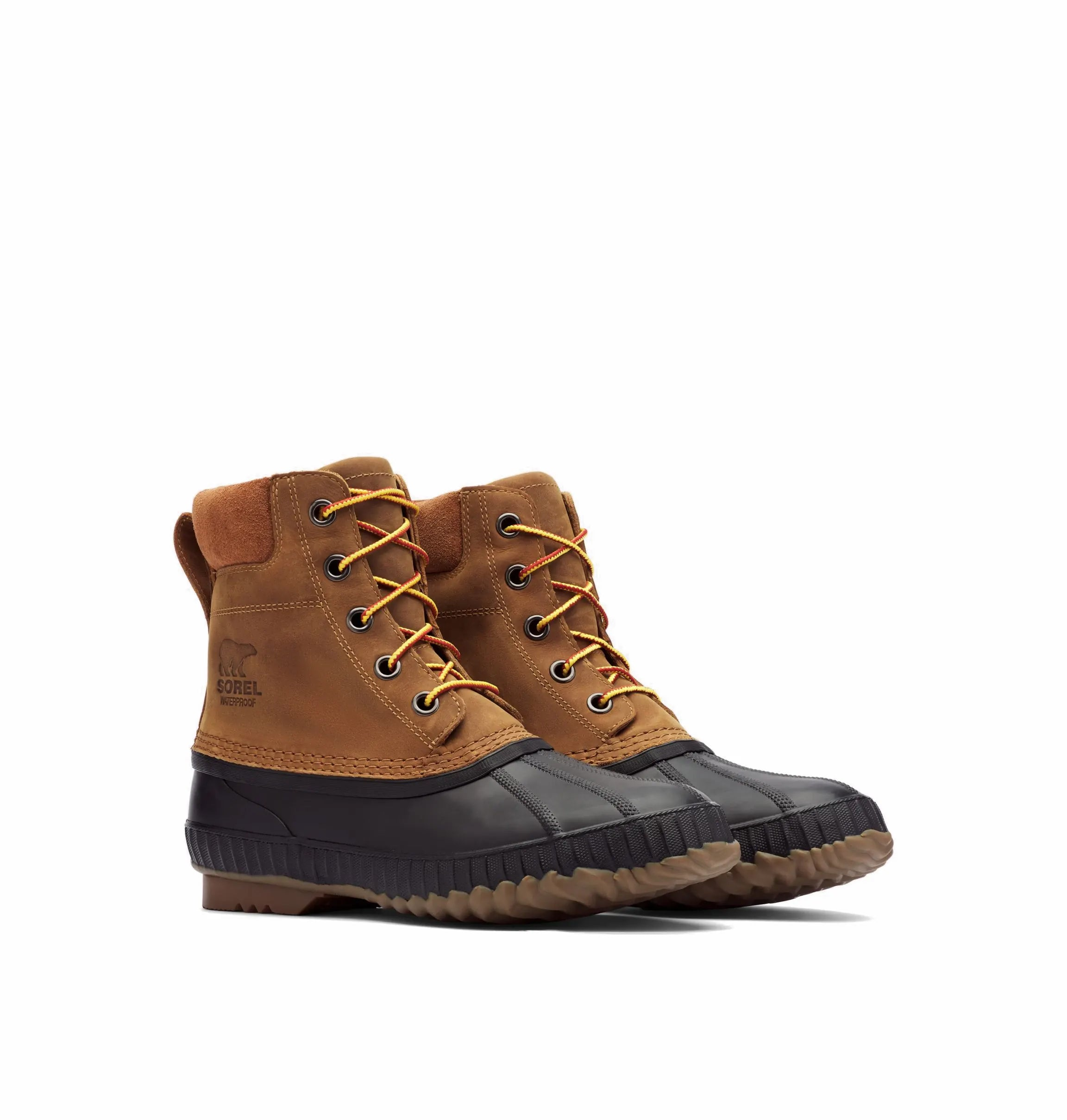 SOREL-CHEYANNE II LACE DUCK BOOT MEN