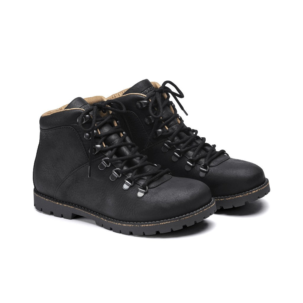 BIRK-JACKSON-NUBUCK LEATHER-BLACK