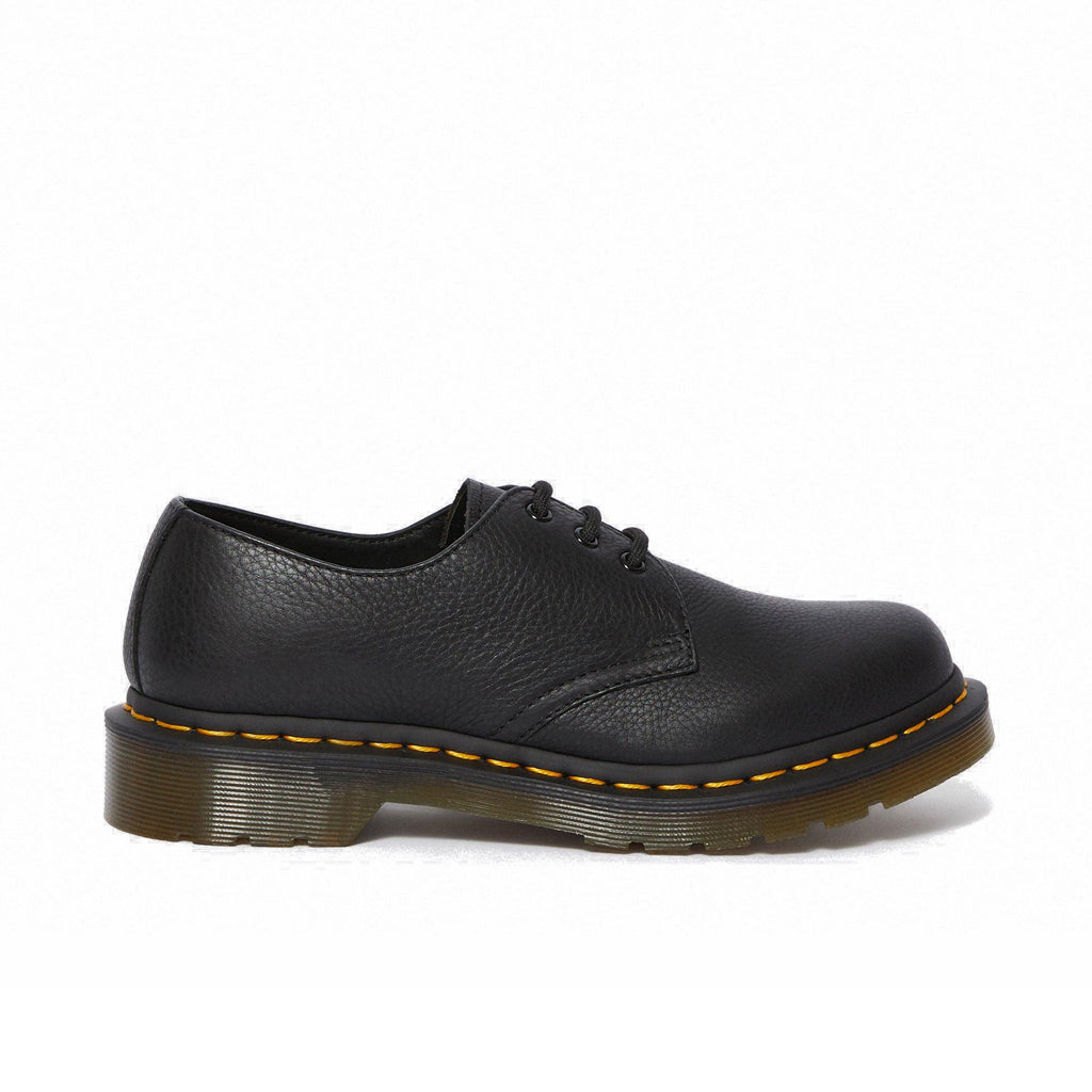 DR.MARTENS-1461 W-BLACK VIRGINIA