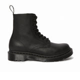 DR.MARTENS-1460 PASCAL MONO-BLACK VIRGINIA