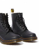 DR.MARTENS-1460 SERENA-BLACK BURNISHED WYOMING