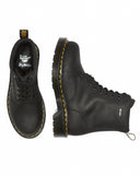 DR.MARTENS-1460 W WP-BLACK REPUBLIC