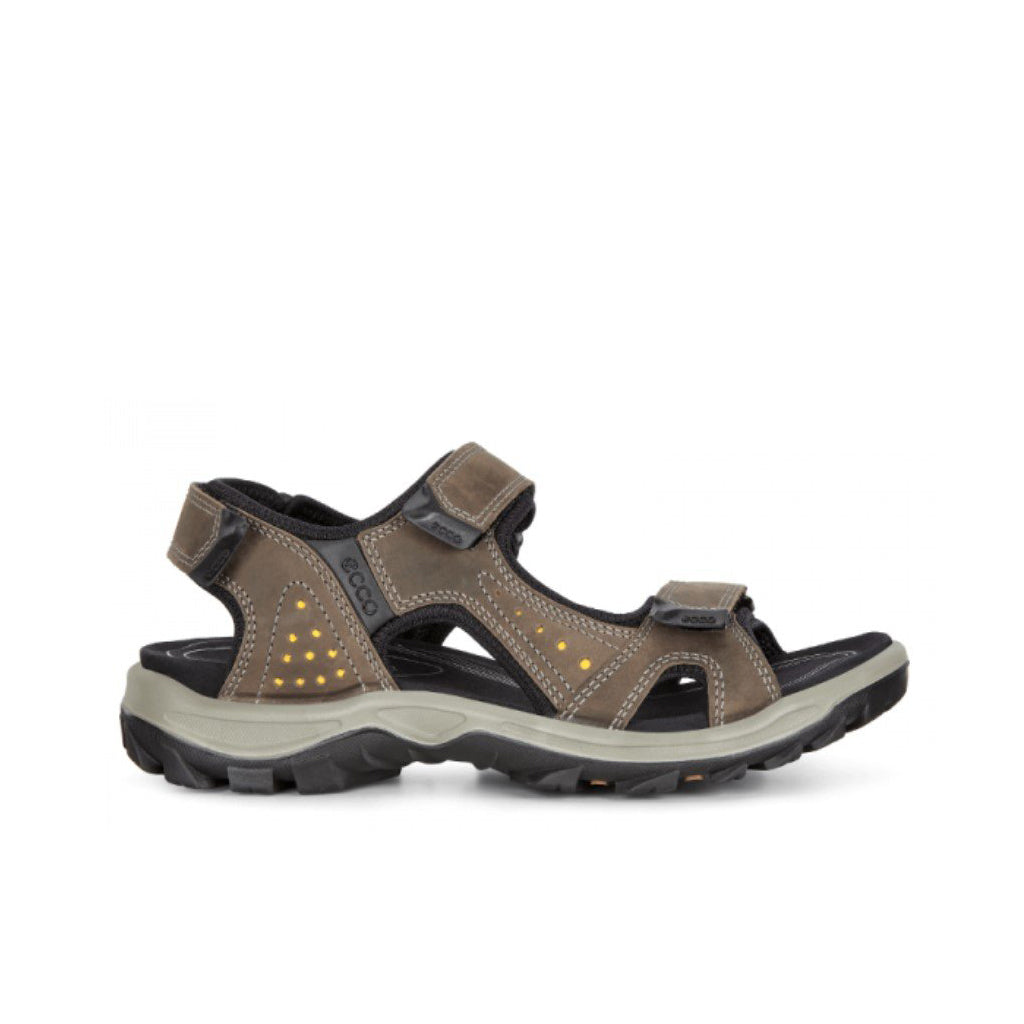 ECCO-OFFROAD LITE SANDAL MEN-DARK CLAY