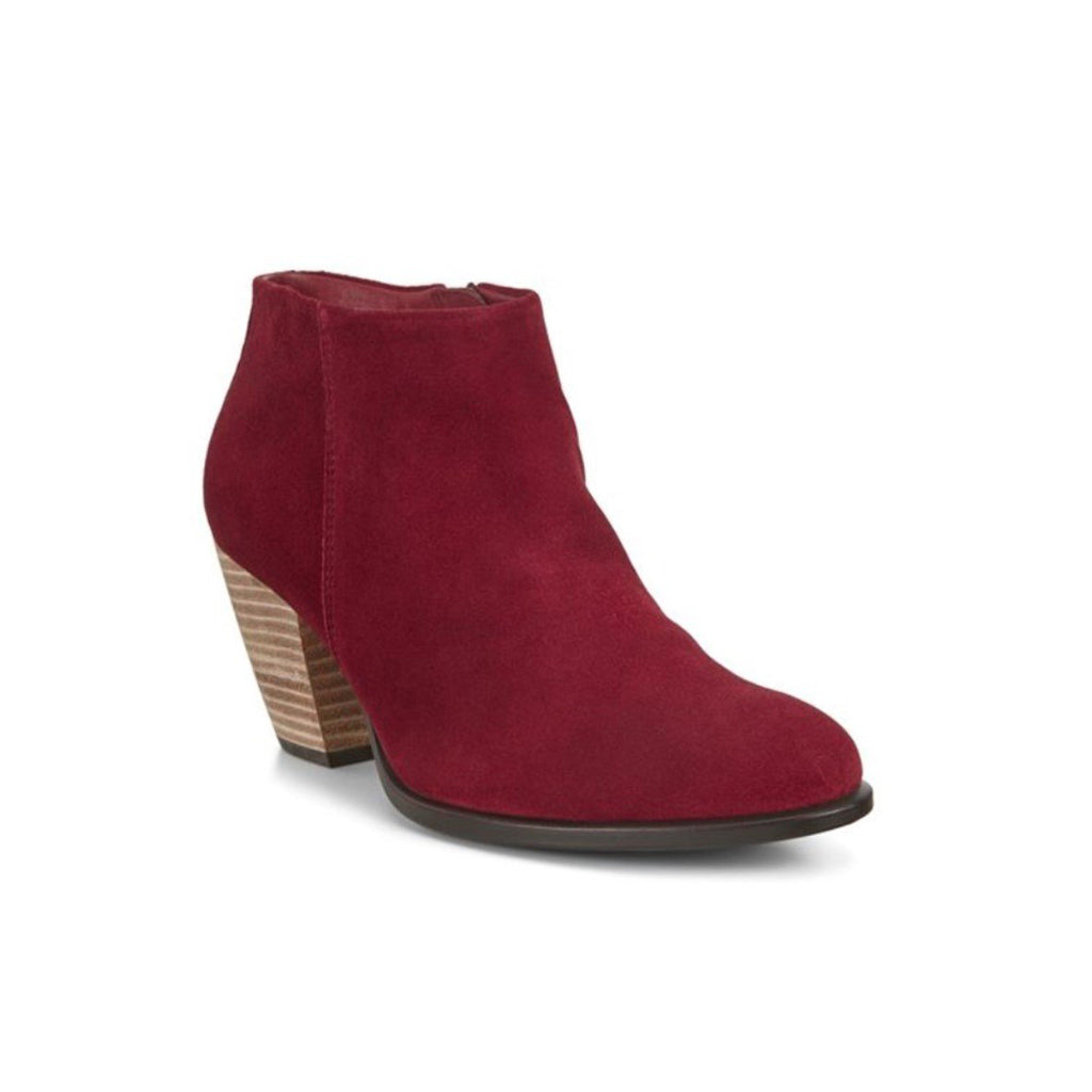 ECCO-SHAPE 55 WESTERN ANKLE BOOT WOMEN-SYRAH
