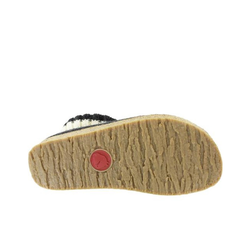 HAFLINGER-GRIZZLY WOOL SLIPPER BOOT-KRISTINA