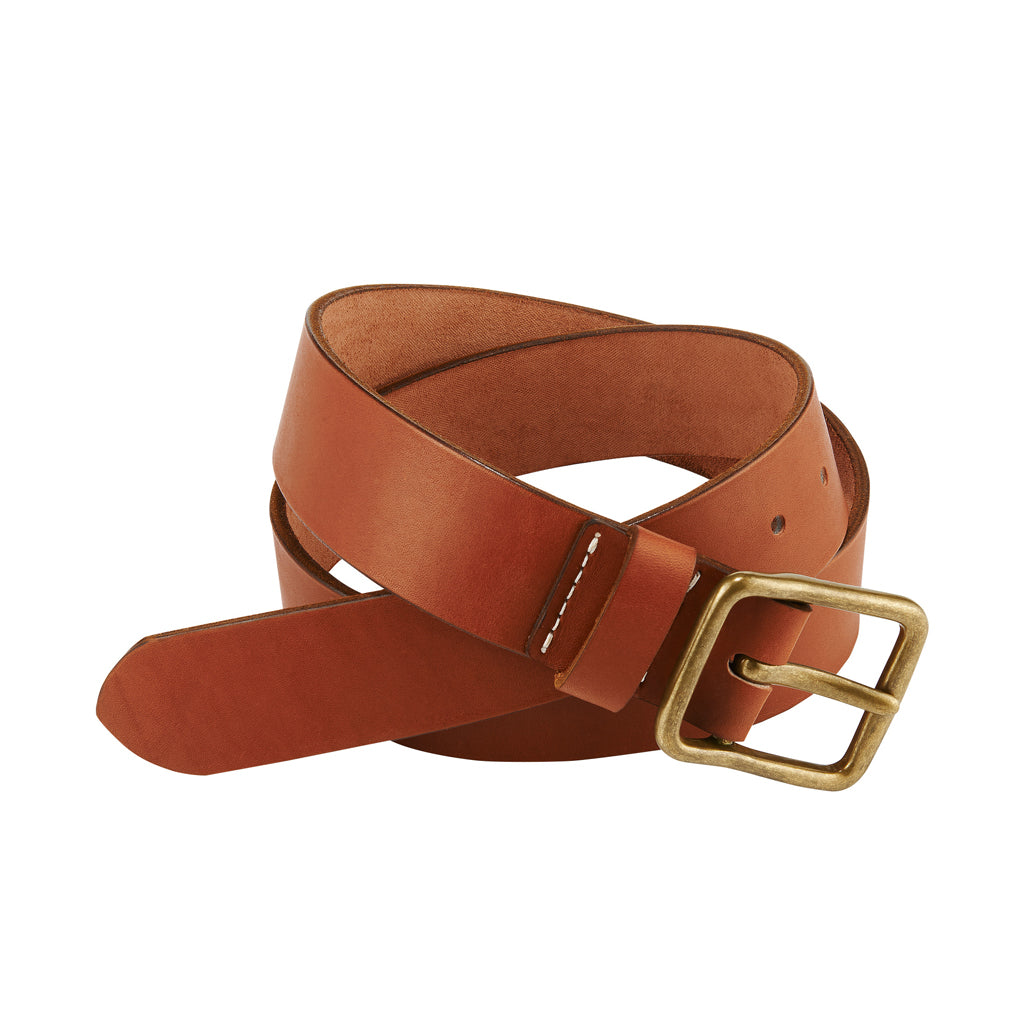 RED WING-LEATHER BELT MEN-ORO RUSSET PIONEER