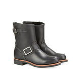 RED WING-WOMEN SHORT ENGINEER-3354-BLACK BOUNDARY