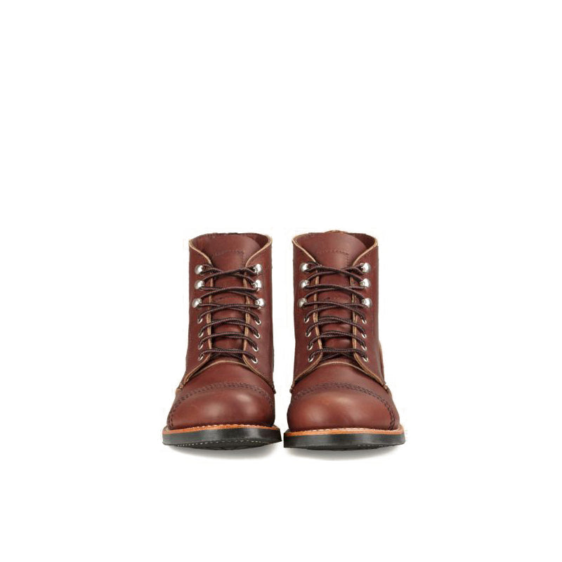 RED WING-WOMEN IRON RANGER-3365-AMBER HARNESS