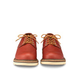 RED WING-MEN WORK OXFORD-8001-ORO RUSSET PORTAGE