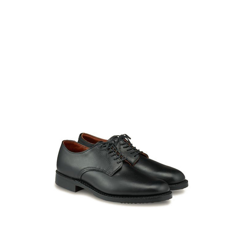 RED WING-MEN WILLISTON OXFORD-9431-BLACK FEATHERSTONE