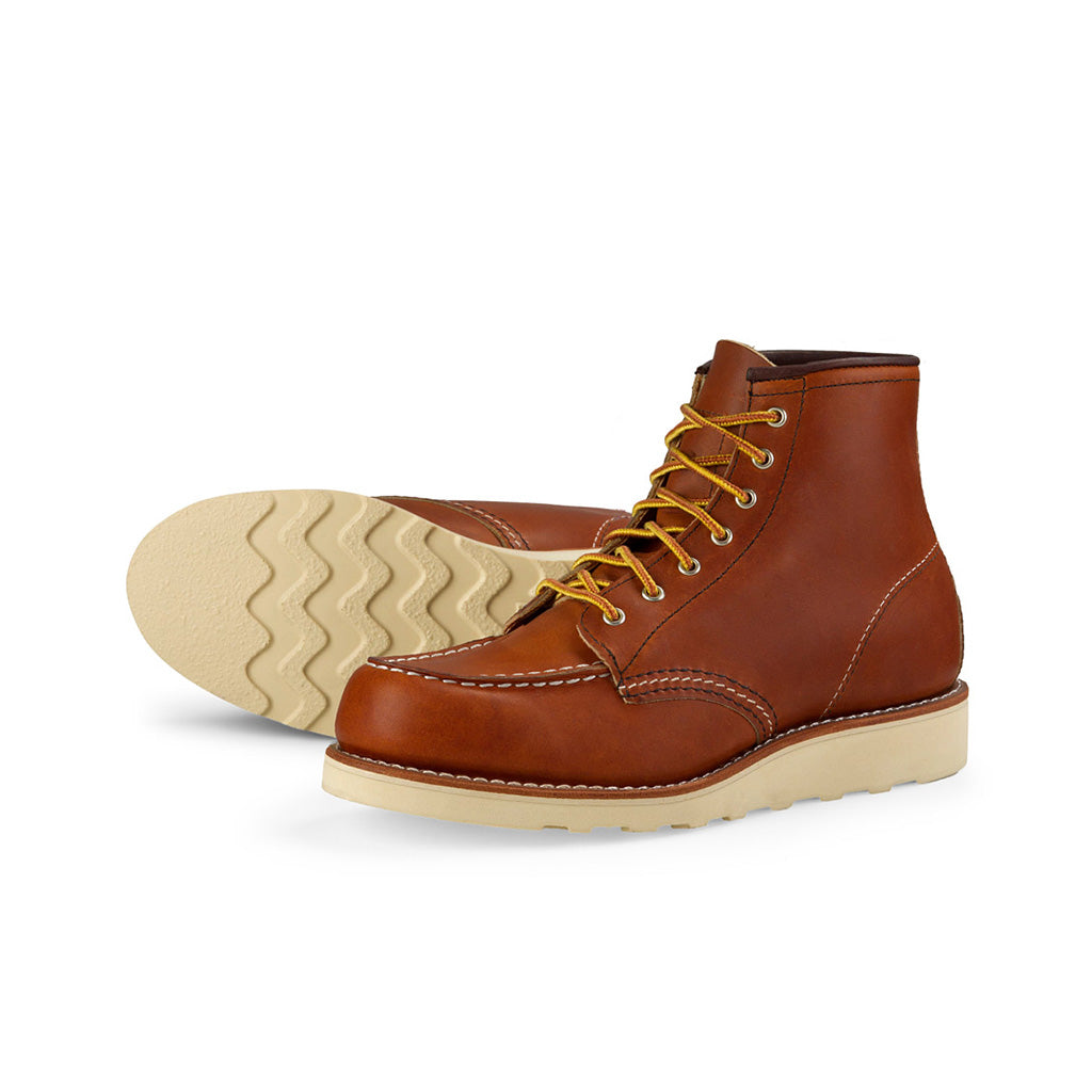 RED WING-WOMEN 6 INCHES CLASSIC MOC-3375-ORO LEGACY