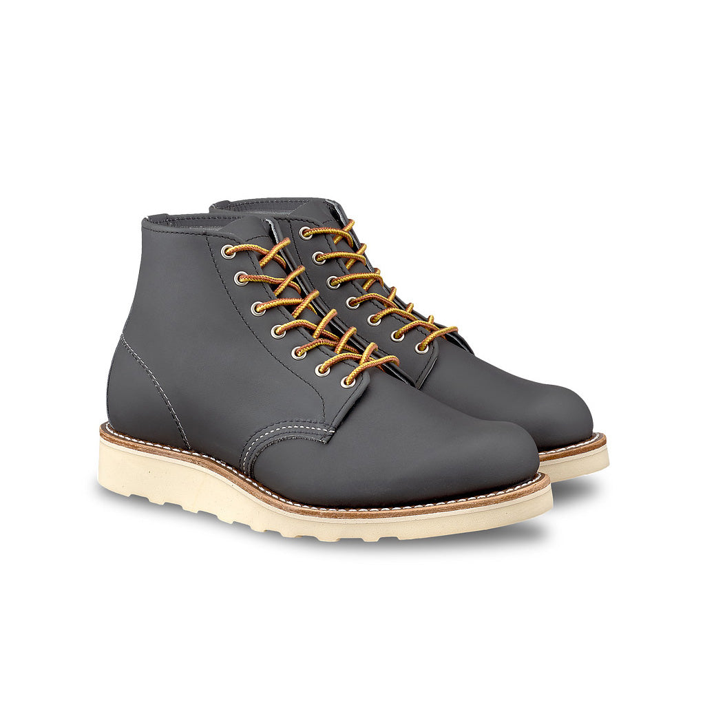 RED WING-WOMEN ROUND TOE-3448-STONE