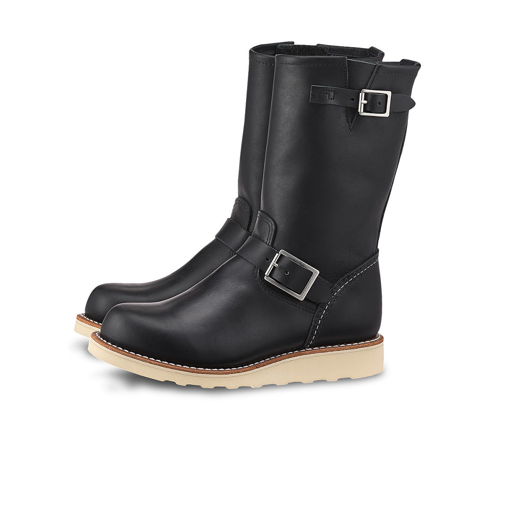 RED WING-WOMEN CLASSIC ENGINEER-3470-BLACK BOUNDARY