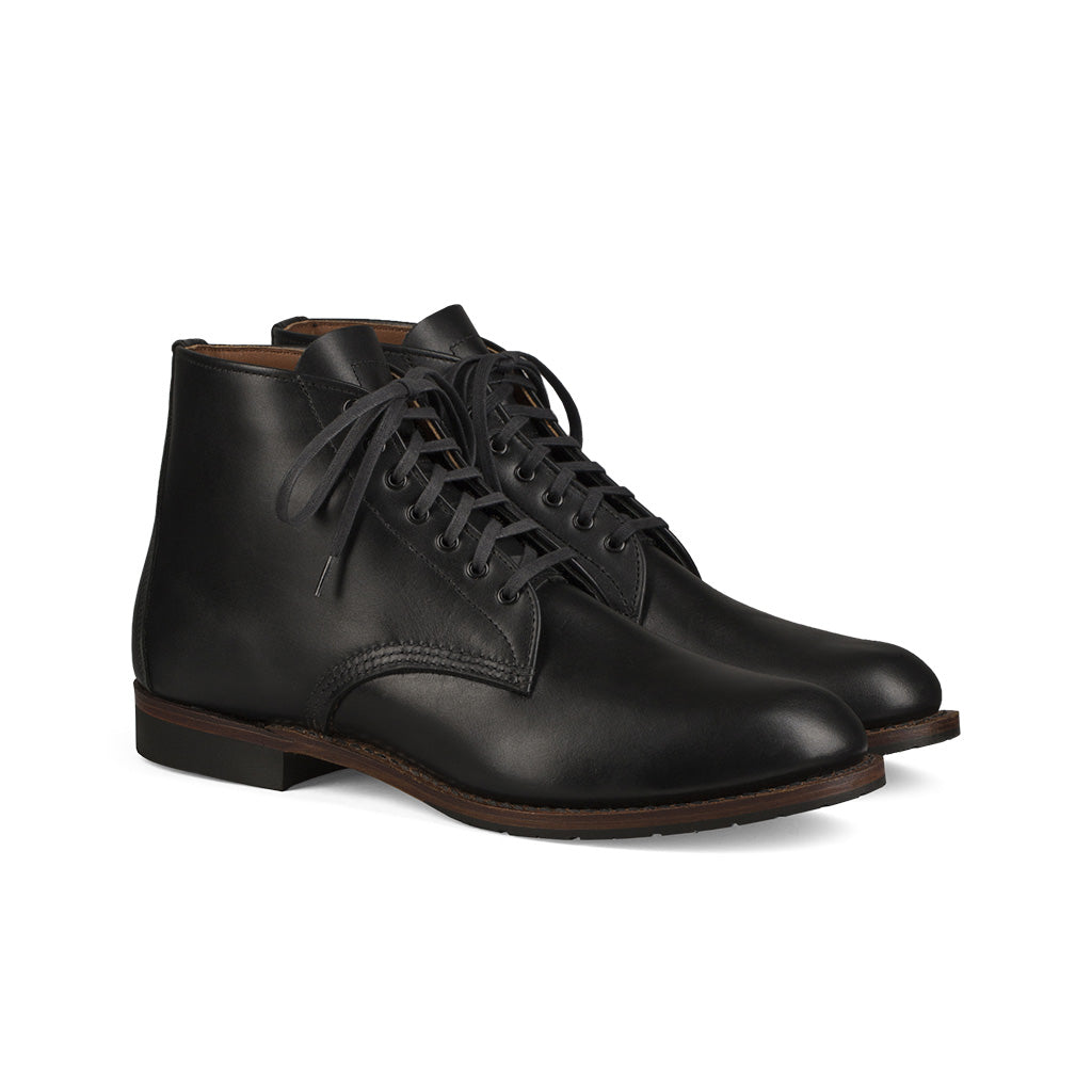 RED WING-MEN SHELDON-9071-BLACK FEATHERSTONE