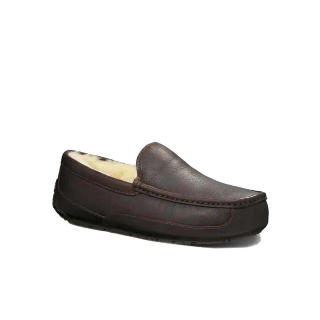 UGG-ASCOT LEATHER SLIPPER