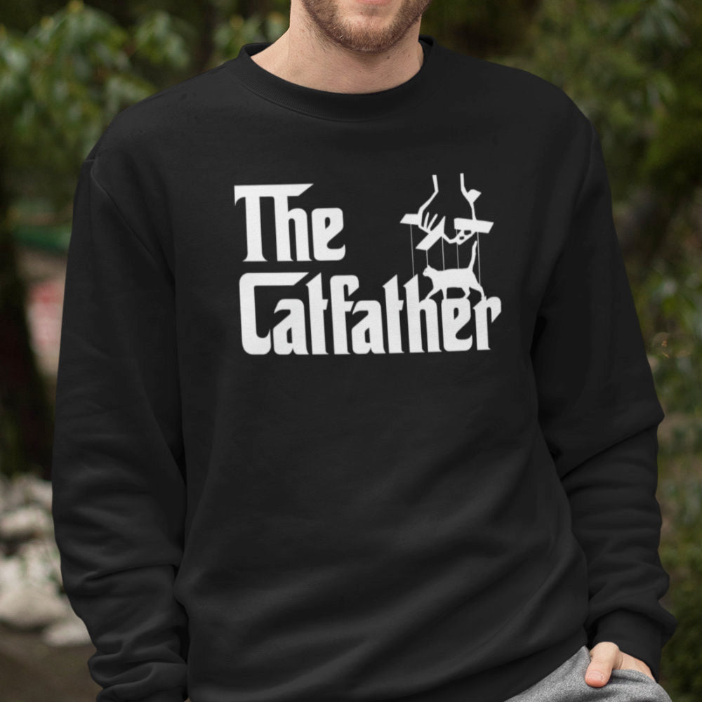 Catfather | Unisex | Sweatshirt