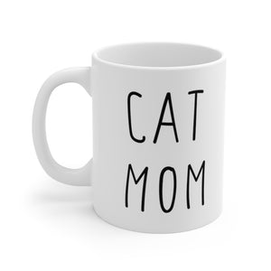 Cat Mom | Tasse - MegaCat