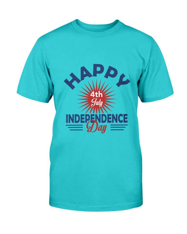 Image of 4Th Of July Version 15 Unisex T-Shirt