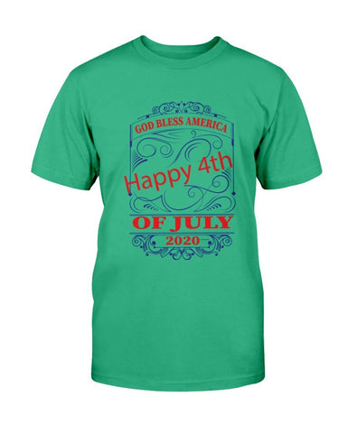 Image of 4Th Of July Version 2020 Unisex T-Shirt