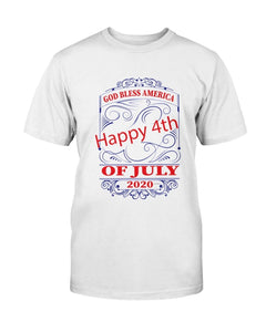 4Th Of July Version 2020 Unisex T-Shirt