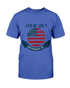 4Th Of July Version 4 Unisex T-Shirt