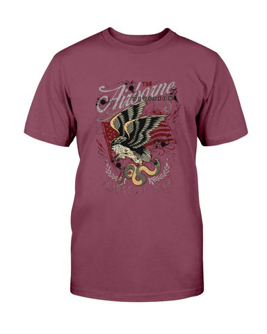Image of Airborne Wings of War T-Shirt