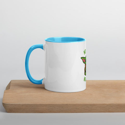 Baby Yoda No Coffee No Forcee Mug