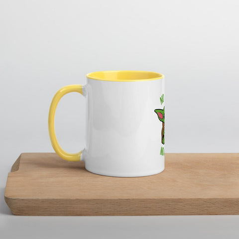 Image of Baby Yoda No Coffee No Forcee Mug