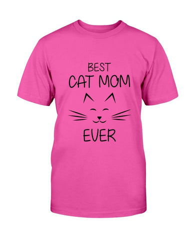 Image of Best Cat Mom Version 2 T-shirt