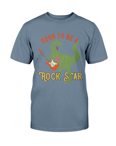Image of Born To Be A Rockstar T-Rex T-Shirt