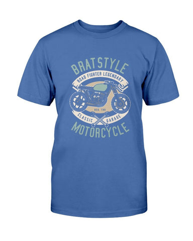 Image of Brat Style Motorcycle T-Shirt