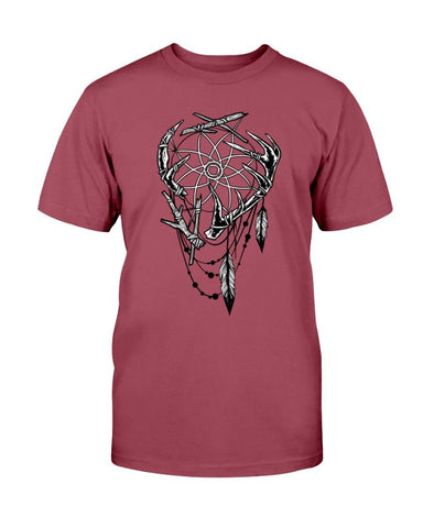 Image of Dream Catcher Native American T-Shirt