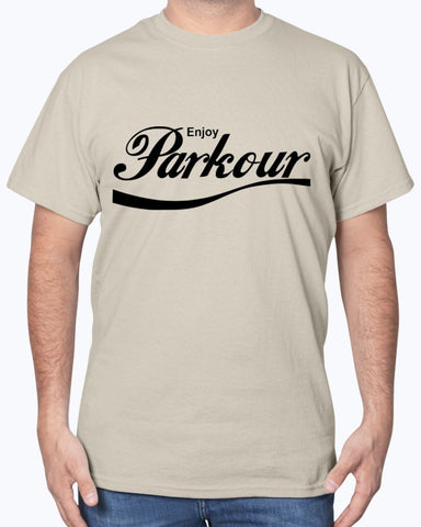 Enjoy Parkour T-Shirt