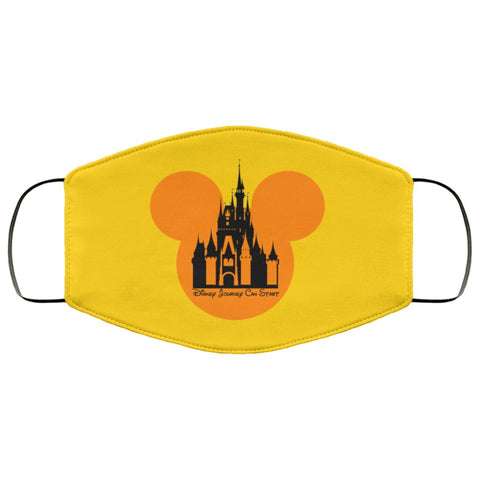 Image of Face Mask Mickey Minnie Mouse 2