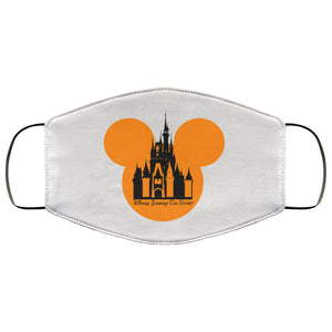 Face Mask Mickey Minnie Mouse 2