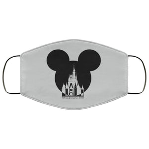 Face Mask Mickey Minnie Mouse 3