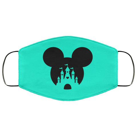 Image of Face Mask Mickey Minnie Mouse 6