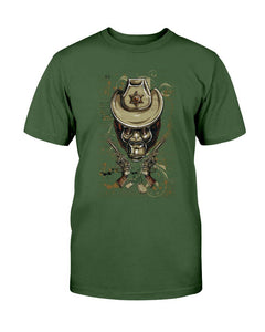 Gorilla Sheriff Novelty T-Shirt