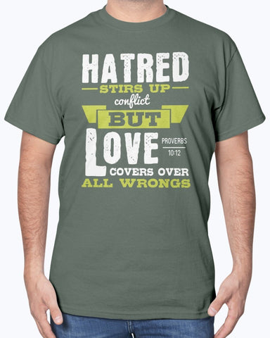 Image of Hatred - Love T-Shirt
