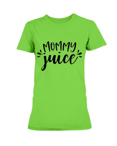 Mommy Juice Wine T-Shirt