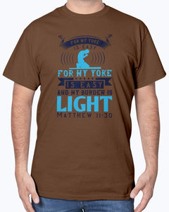My Yoke Is Easy T-Shirt Men's