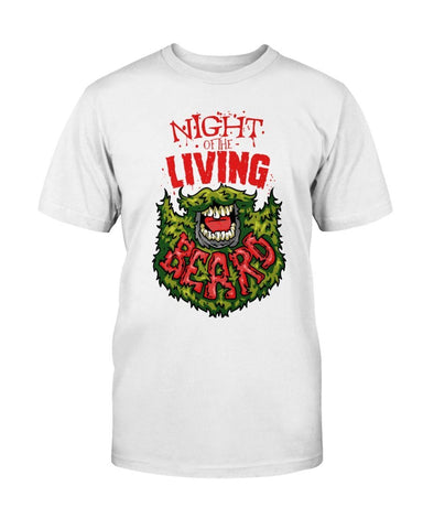 Image of Night Of The Living Beard T-Shirt
