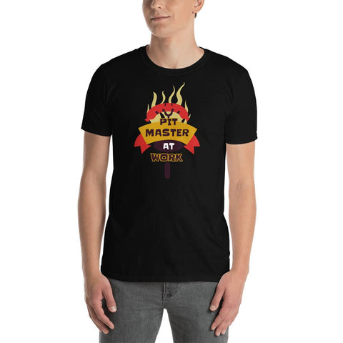 Image of Pit Master At Work T-shirt