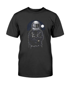 Rebel Without a Planet T-Shirt