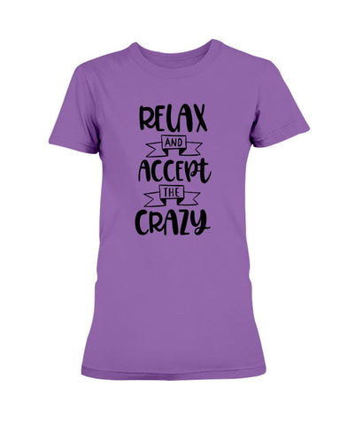 Image of Relax Crazy T-Shirt