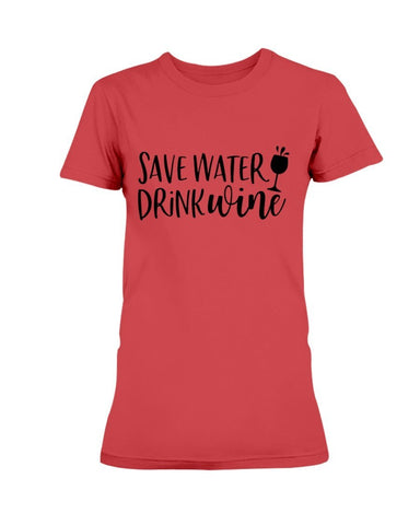 Save Water T-Shirt