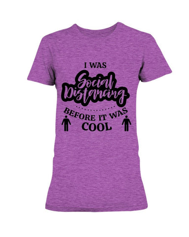 Image of Social Distancing Women's T-Shirt