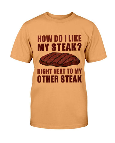 Image of Steak Next To Other Steak T-Shirt