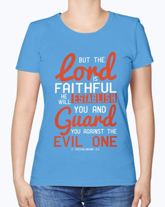 The Lord Is Faithful Women's Tee