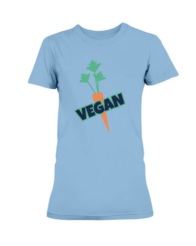 Image of Vegan Ladies T-Shirt 1